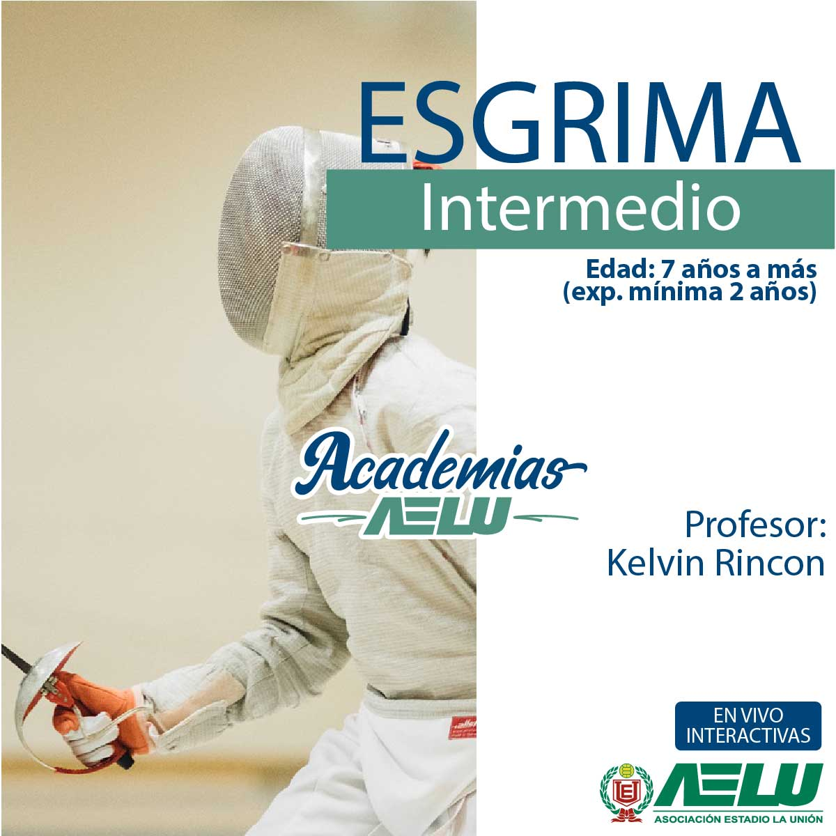 Esgrima - Intermedio (KR)