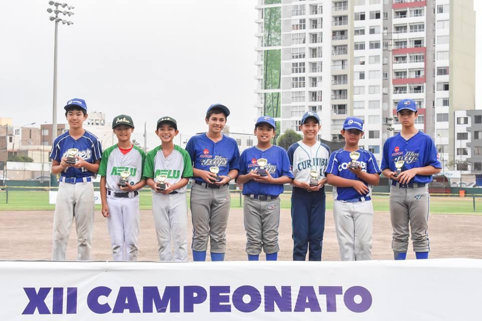 Béisbol – Campeonato Internacional Infantil AELU 2019