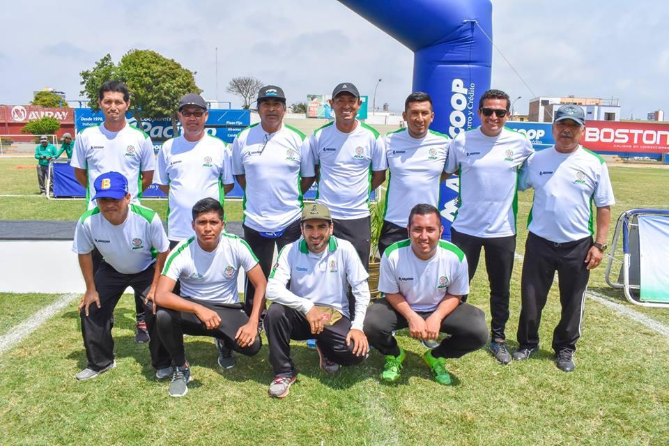 Fútbol – Copa AELU 38° 2018