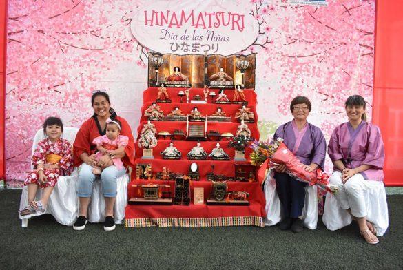 Actividades Especiales Hinamatsuri