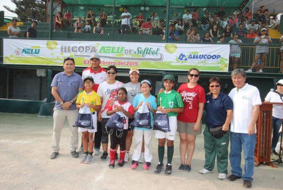 Sóftbol – Copa AELU III 2019