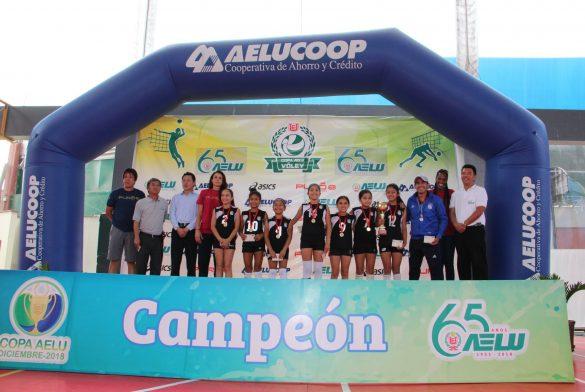 Vóley – Copa AELU XXVI 2018