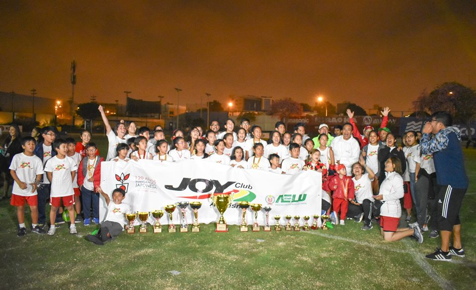 Atletismo: Undokai 2019